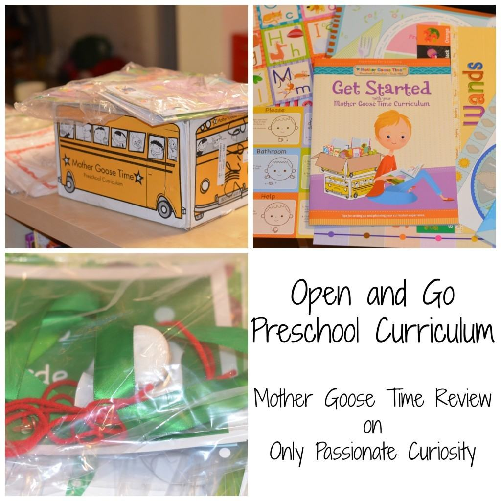 Best Preschool Program For Homeschoolers Mother Goose