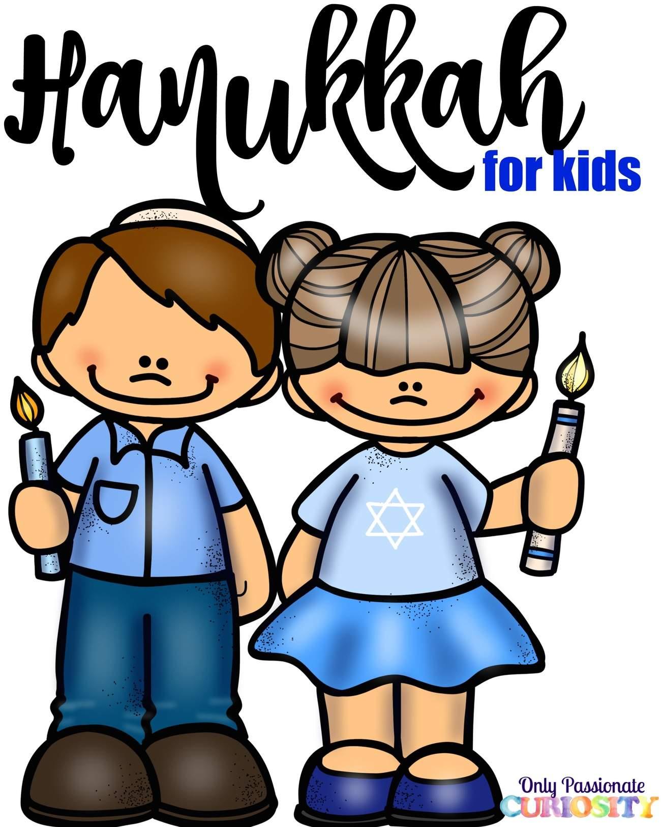 World Holidays Hanukkah For Kids