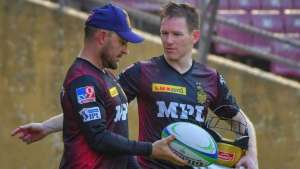 IPL 2021: Trouble for, coach McCullum as KKR may take action for their tweets mocking Indians!