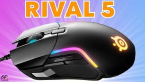 Gaming Mouse: One of the best SteelSeries Rival 5 Reviews!