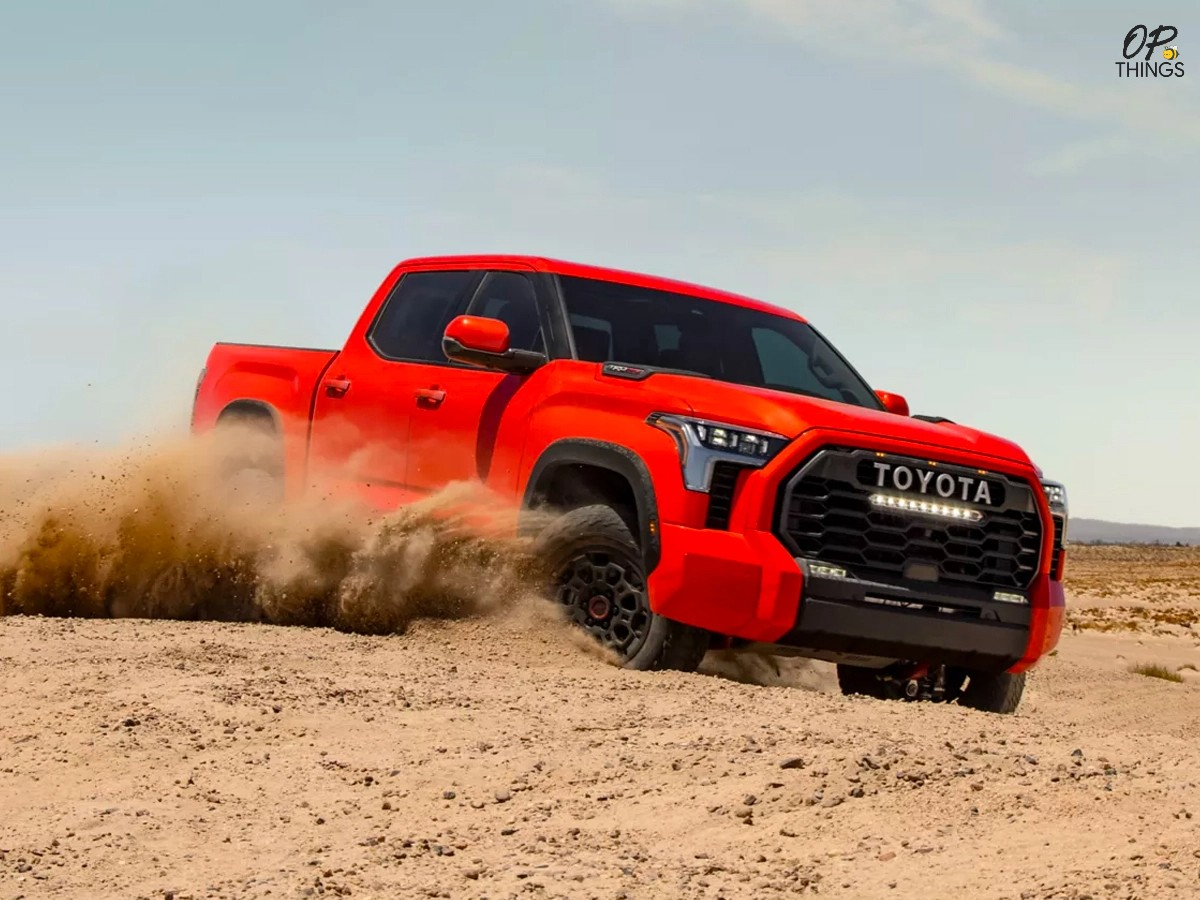 The Best 2022 Toyota Tundra Throws Serious Shade at Ford!