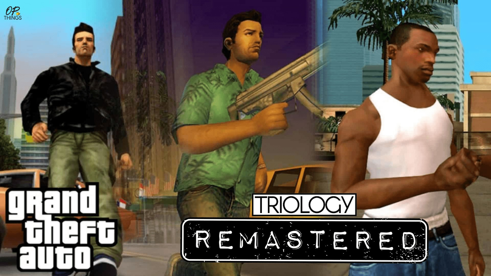 'GTA' Remastered Trilogy Coming in 2021, Rockstar confirms!