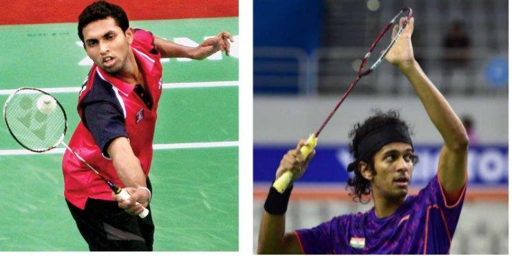 HS Pranoy & Ajay Jayram