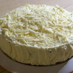 Megan Moore's White Chocolate Lavender Icebox Cake {With Gluten-Free Wafers}