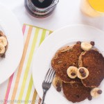 Chocolate Chip Oatmeal Cookie Pancakes & a Gluten-free Mother's Day Brunch Menu