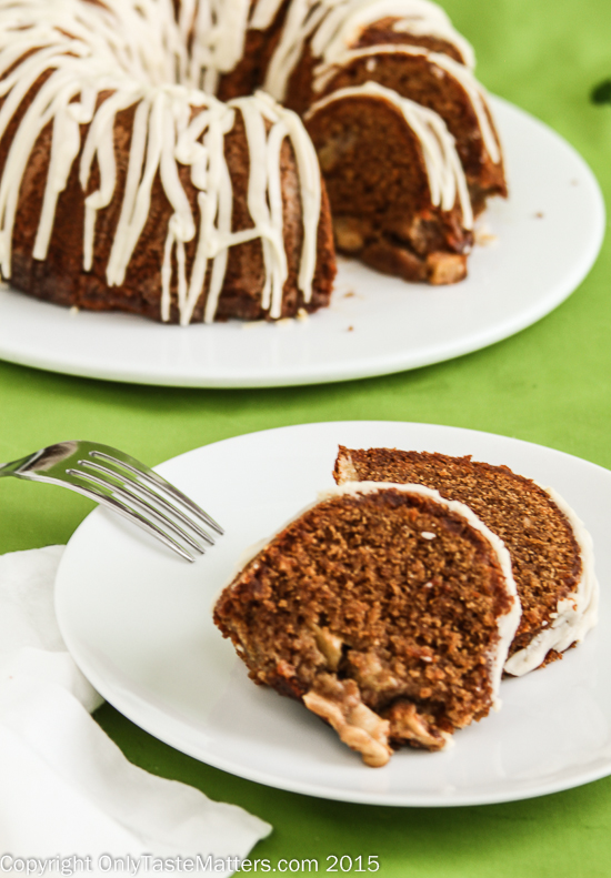 Make a Gluten-free Honey Apple Cake for Rosh Hashanah!