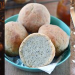 Gluten Free Bread Rolls | Savoring Saturdays