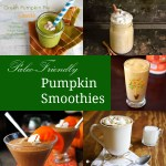 Paleo Pumpkin Smoothies