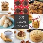 23 Paleo Cookies