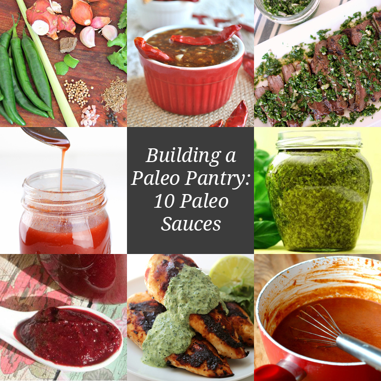 Building a Paleo Pantry: 10 Paleo Sauces, Top Ten Recipes of 2016 | Only Taste Matters