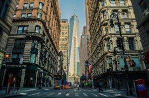 World Trade Center street view