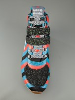 Bernhard Willhelm X Camper Striped Sneaker [257.35]