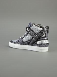 Giacomorelli Glitter Embellished Hi Top Sneaker [518.46] 4