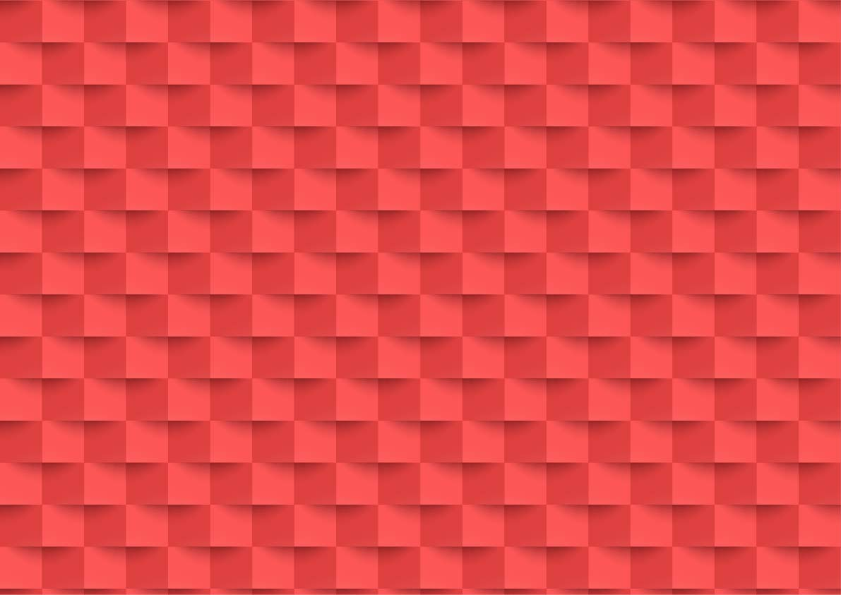 Tile Squares Pattern Red Vector Free Download