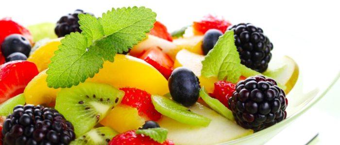 Естественность питания вегетарианцев