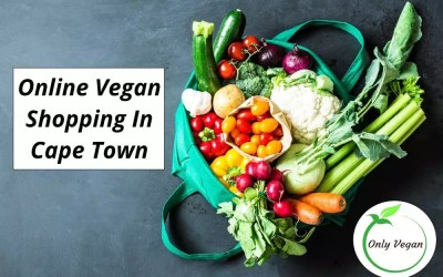 Online Vegan Shopping In Cape Town