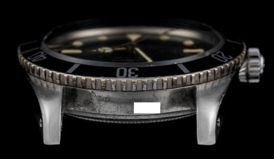 "Rolex ""The Exclamation Mark ref. 5508"" 9"