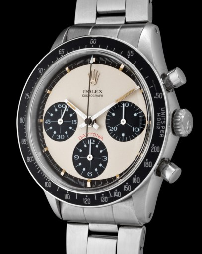 Rolex The Paul Newman 6264 with brown chapter ring 4