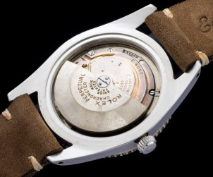 Rolex The Submariner 6204 retailed by Serpico y Laino 7