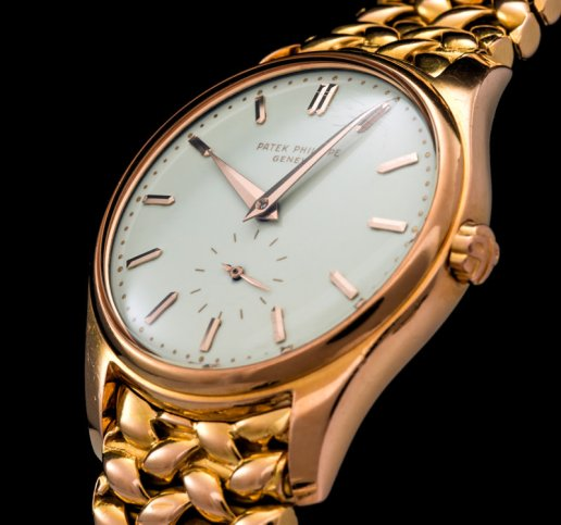 Patek Philippe %22The Rose Gold ref. 2526%22 5