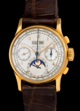 "Patek Philippe ""The yellow gold ref.1518"" 4"