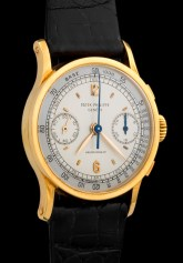 """Patek Philippe """"The yellow gold ref. 533 retailed by Hausmann"""" 4"""