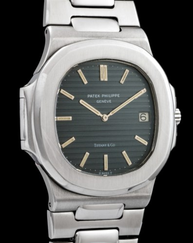"Patek Philippe ""The Steel Nautilus ref 3700 retailed by Tiffany"" 4"