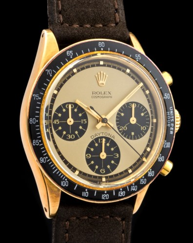 "Rolex ""The gold Paul Newman Ref. 6241"" 4"
