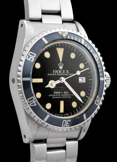 "Rolex ""The full set Double Red Seadweller ref. 1665"" 4"