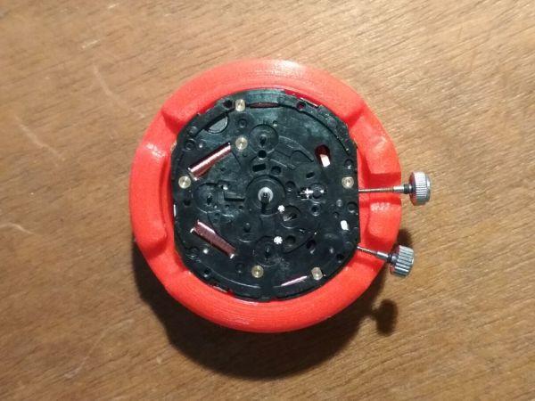 VTA SQ7TXX Uhrwerkhalter für SEIKO Uhrwerke der Serie 7Txx