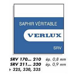 SAPPHIRE GLASS 0,9mm SRV Ø 250