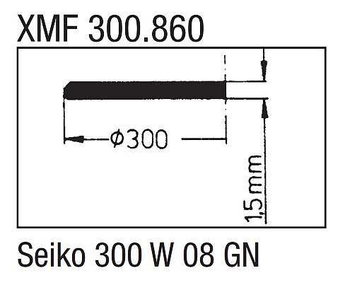 Stern Kreuz XMF300.860