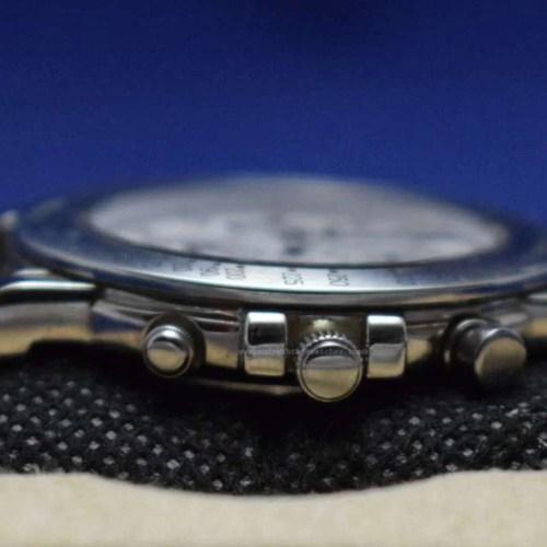 Vintage Seiko 7T32-7B00 Quartz-Chronograph