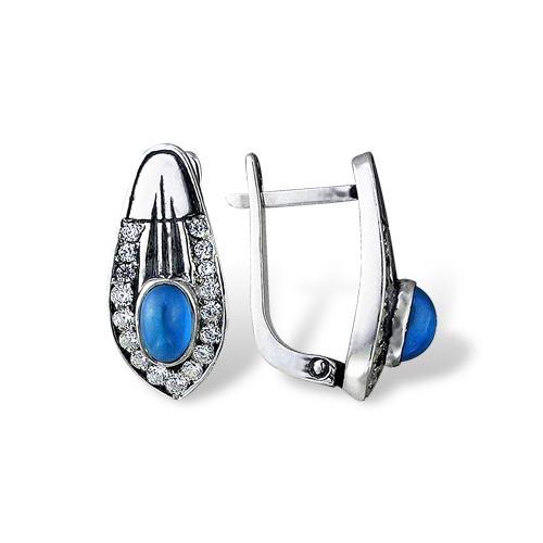 Serpenta Earrings E121210 Onlyway Jewelry London