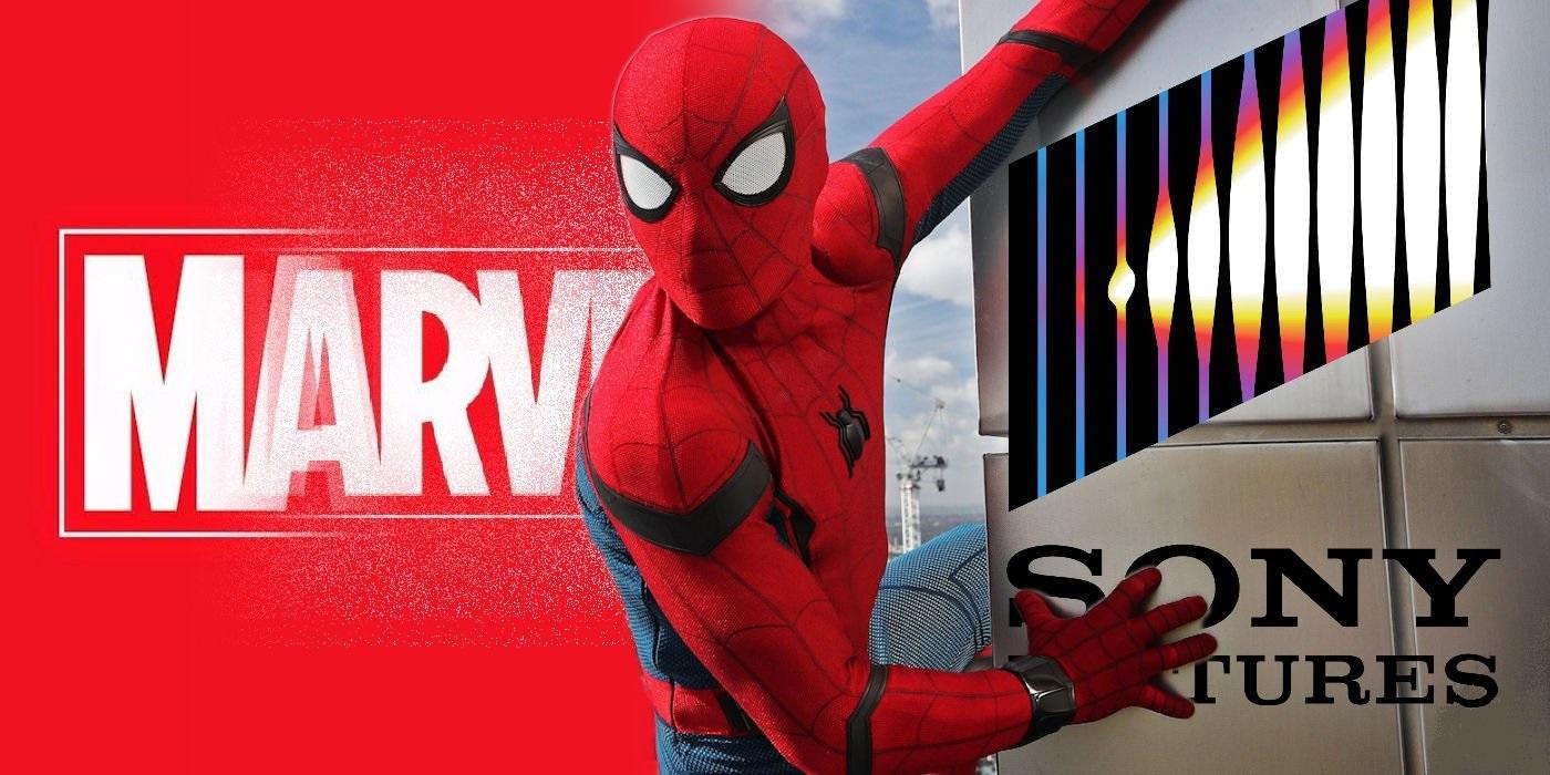 Marvel. Sony и Disney