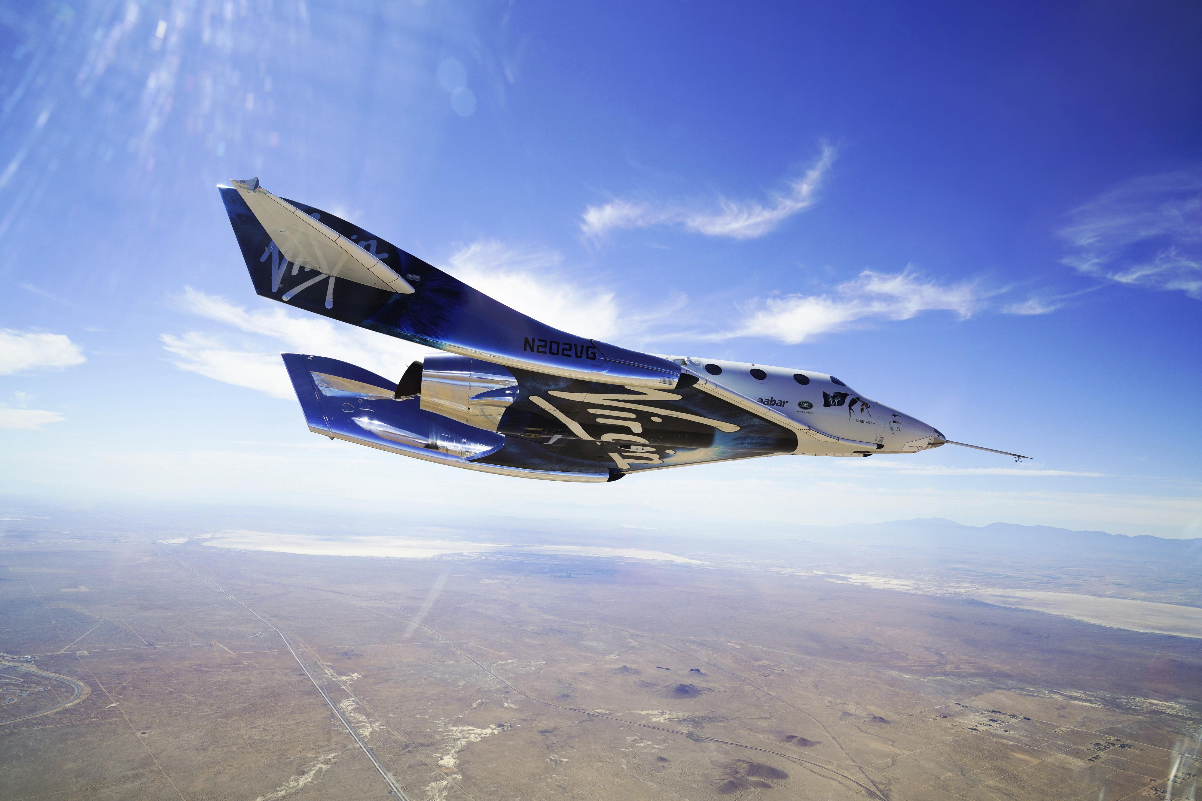 Virgin Galactic & Boeing