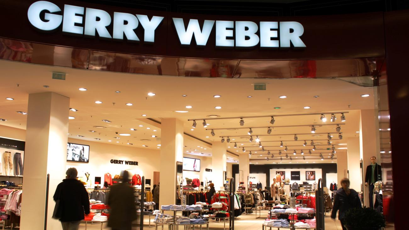 Gerry Weber банкрот