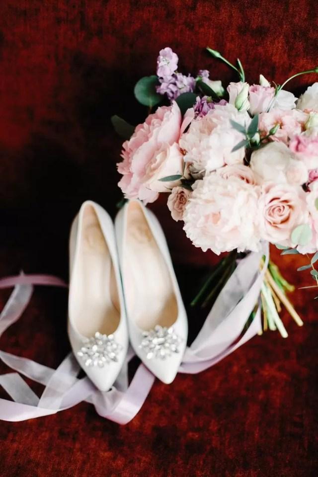 Заказать букет невесты в Москве