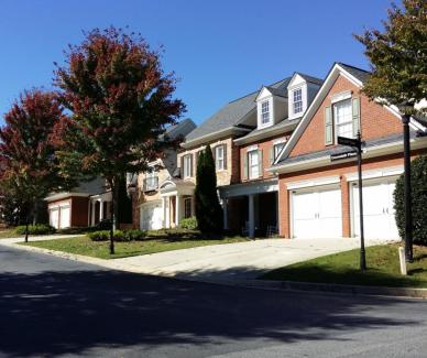 Alpharetta Townhome Subdivision Of Academy Park (23)