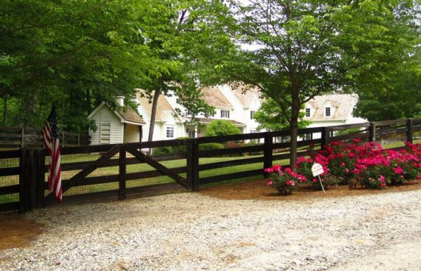 Home In Milton Subdivision Of Thompson Ridge