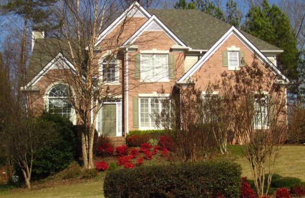 Oak Hill Estates Canton GA Home
