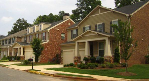 Alpharetta Homes In Kendrix Park Subdivision