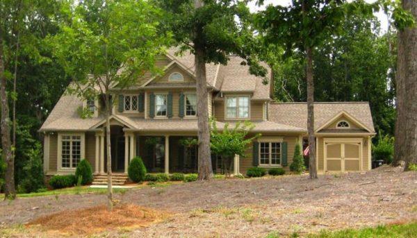 Canton GA Home In Estates At Equest