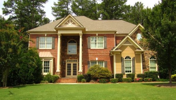 Marietta Home In The Cottages At Shallowford Community