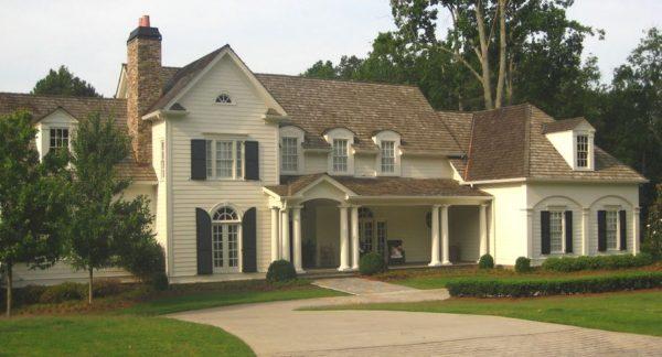 Six Hills Estate In Milton Georgia