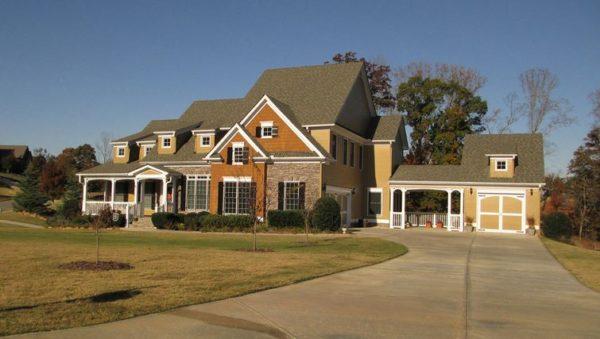 Brannon Estates Home In Canton Georgia
