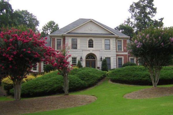 Johns Creek GA House In Fox Creek Subdivision