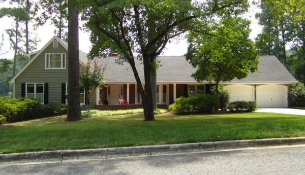 Roswell Home In Martins Landing Subdivision