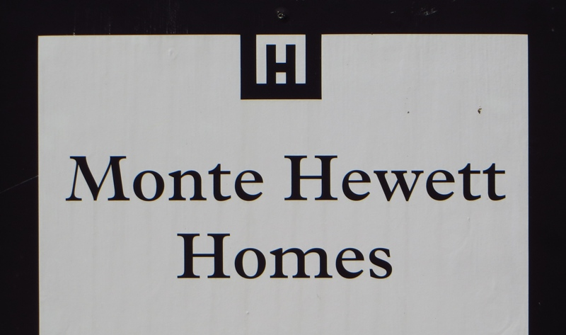 Builder Monte Hewett Neighborhoods