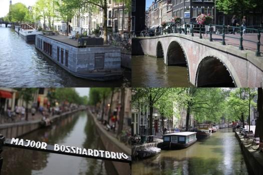 Balade Amsterdam